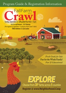 farm crawl guide