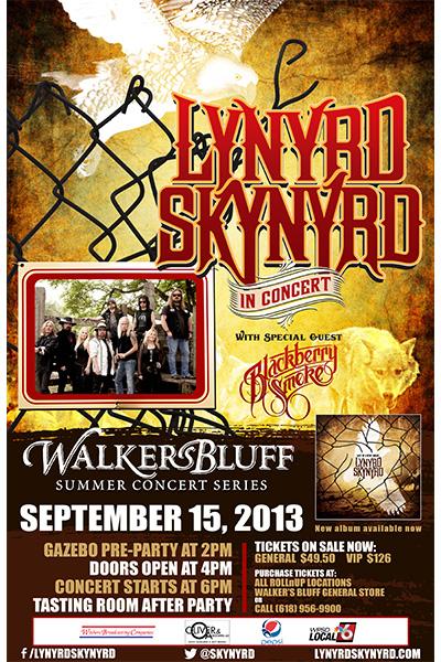 http://www.walkersbluff.com/lynyrd-skynyrd-special-guest-blackberry-smoke-live-concert