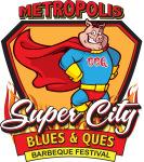 Blues & Ques 2014 logo