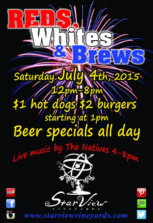 reds whites and brews 2015 poster-2