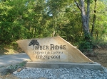 Timber Ridge sign