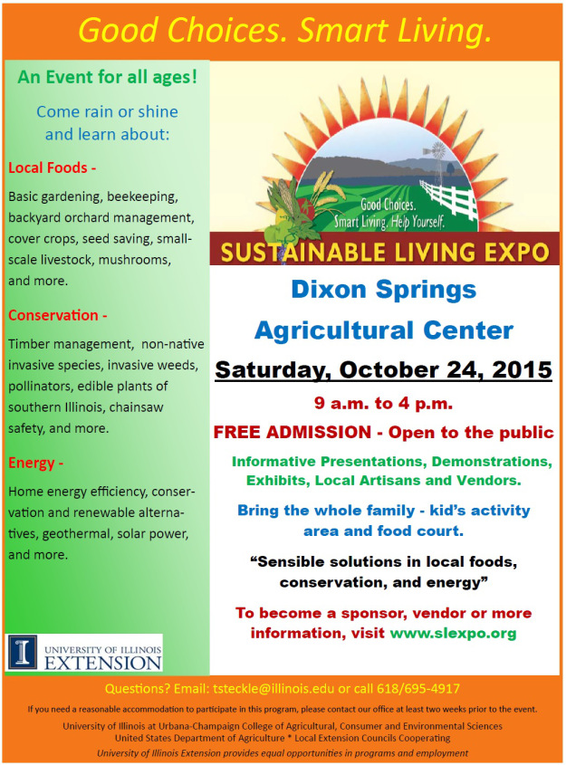 sustainable expo 2015