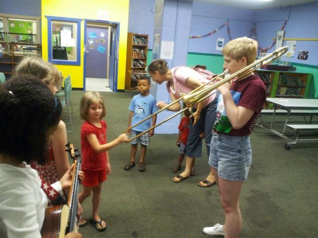 music fest kids