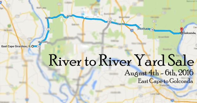 River to River yard sale