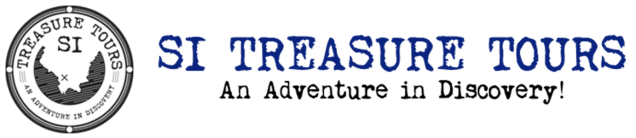 SI Treasure tours logo